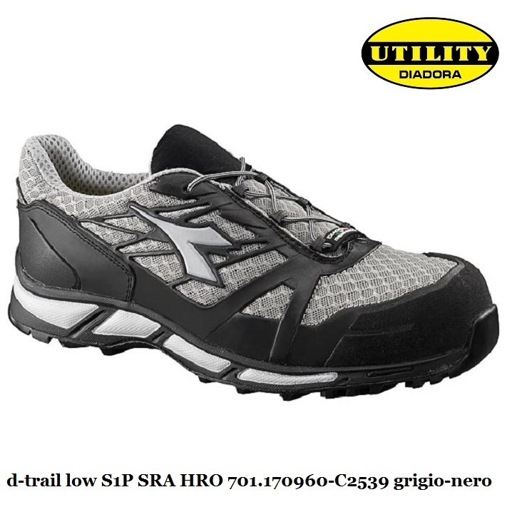 Scarpe antinfortunistica calzatura di sicurezza bassa D