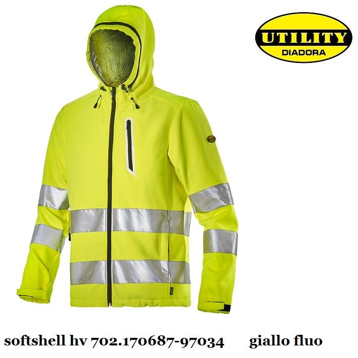 Diadora Utility Abbigliamento Alta Visibilità | Vendita