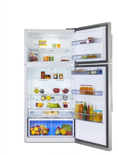 Beko dn162220x frigorifero doppia porta no frost 610l a for Frigorifero beko no frost