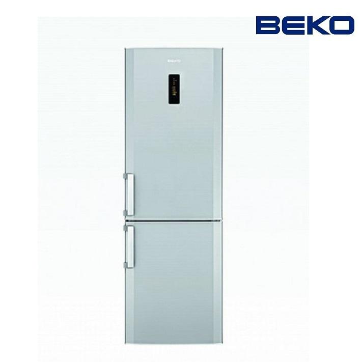 BEKO FRIGORIFERO COMBINATO 355L A+ NO FROST INOX CN236220X
