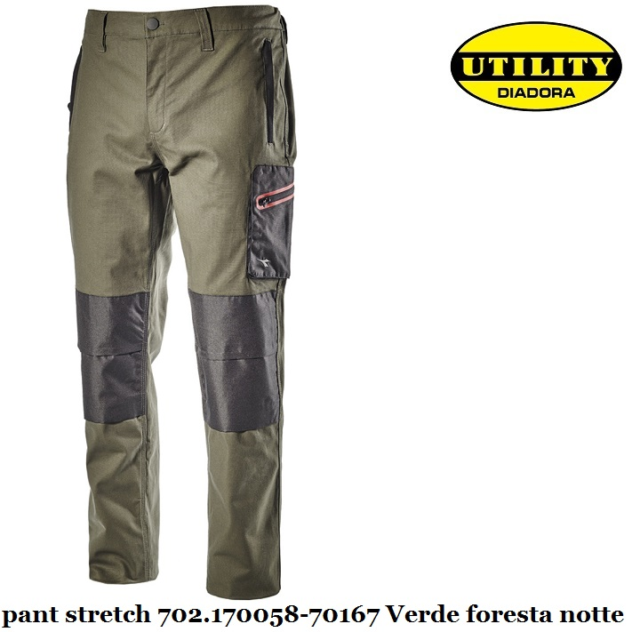 Acquisto pantaloni diadora utility donna marroni