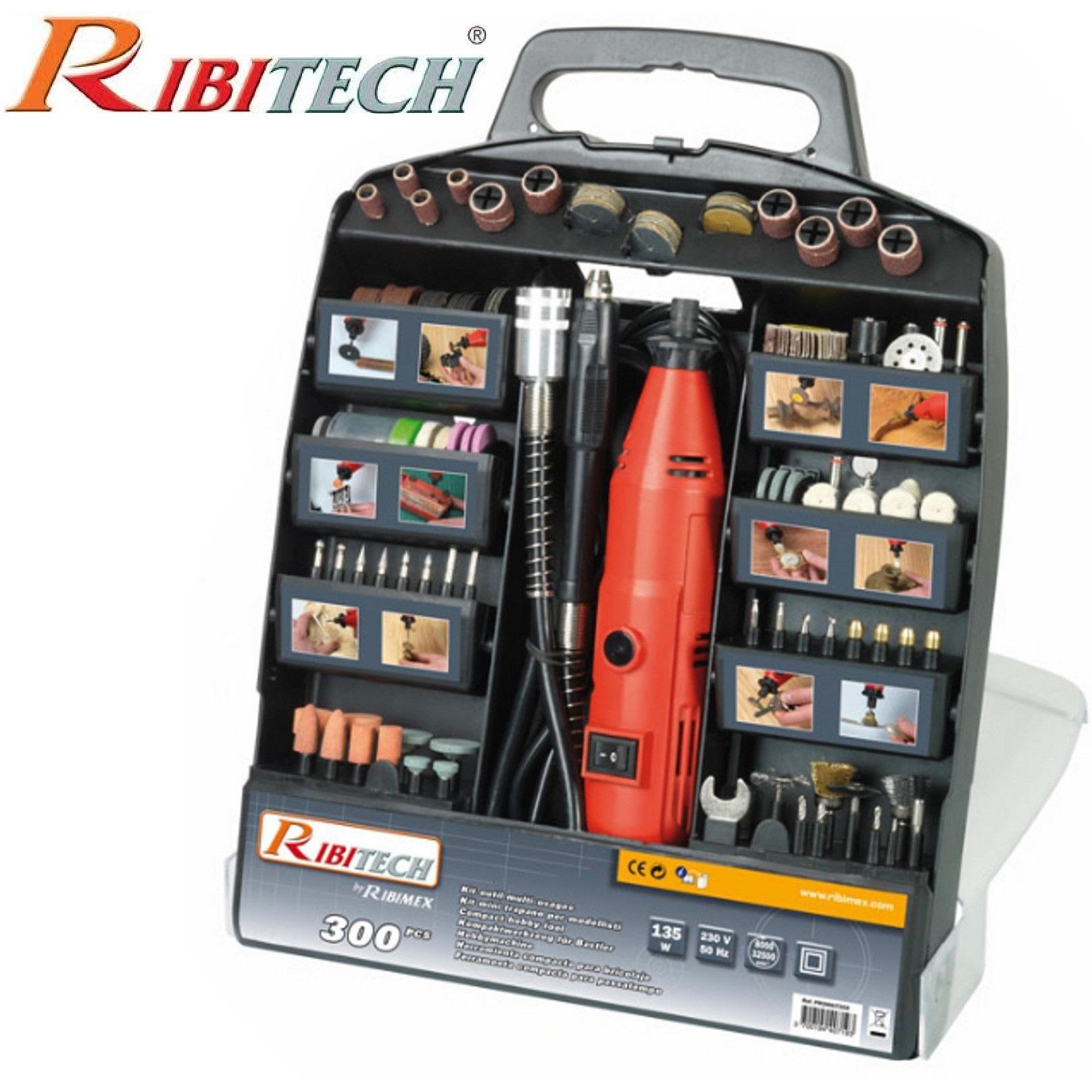 Ribimex mini trapano multifunzione 135w modellismo 300 for Elettroutensili parkside