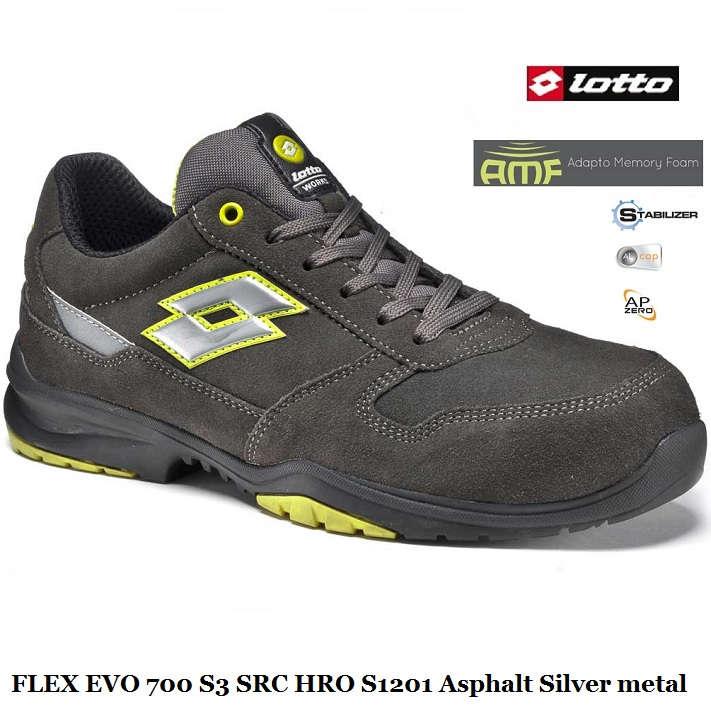 Scarpe antinfortunistiche Lotto Flex Evo 500 S1199 S1 P