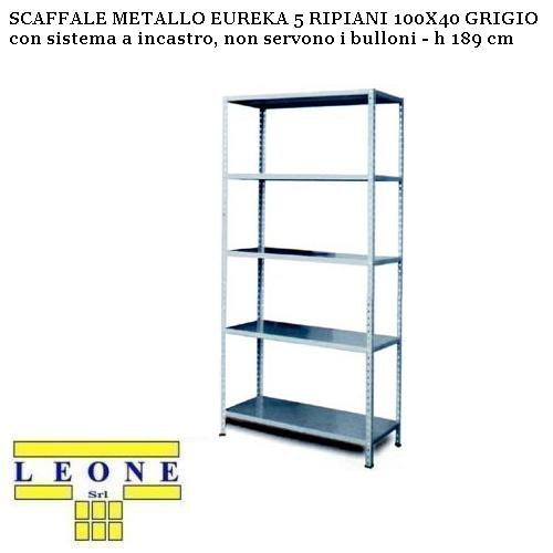 Ferramenta fai da te brico armadi scaffali with scaffale for Garage in metallo con planimetrie abitative