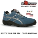 Scarpe Antinfortunistiche da Lavoro Basse Puntale in composito U-Power BOTOX GRIP S1P SRC - UK20966 UPower SK GRIP