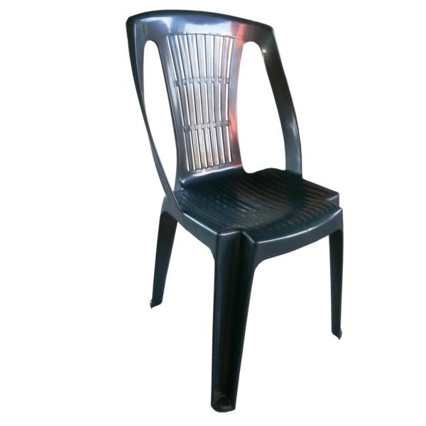 Sedie Plastica Per Giardino.Sedia In Plastica Giardino Senza Braccioli Colore Verde
