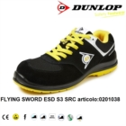 DUNLOP SCARPE ANTINFORTUNISTICA FLYING SWORD ESD S3 SRC metal free 0201038