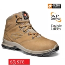 Scarpe antinfortunistiche LOTTO WORKS SPRINT 901 MID Q8351 S3 SRC alte impermeabili