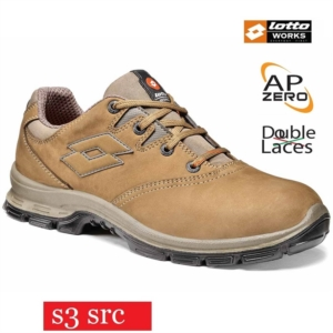 Scarpe antinfortunistiche LOTTO WORKS SPRINT 901 MID Q8352 S3 SRC impermeabili