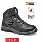 Scarpe antinfortunistiche LOTTO WORKS SPRINT 101 Q8362 S3 SRC alte impermeabili