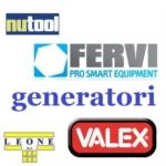 | Elettroutensili e macchine | generatori